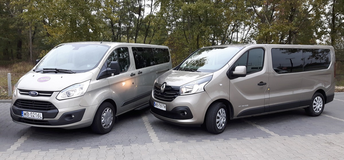 Agatex busy ford Tourneo i renault Trafic